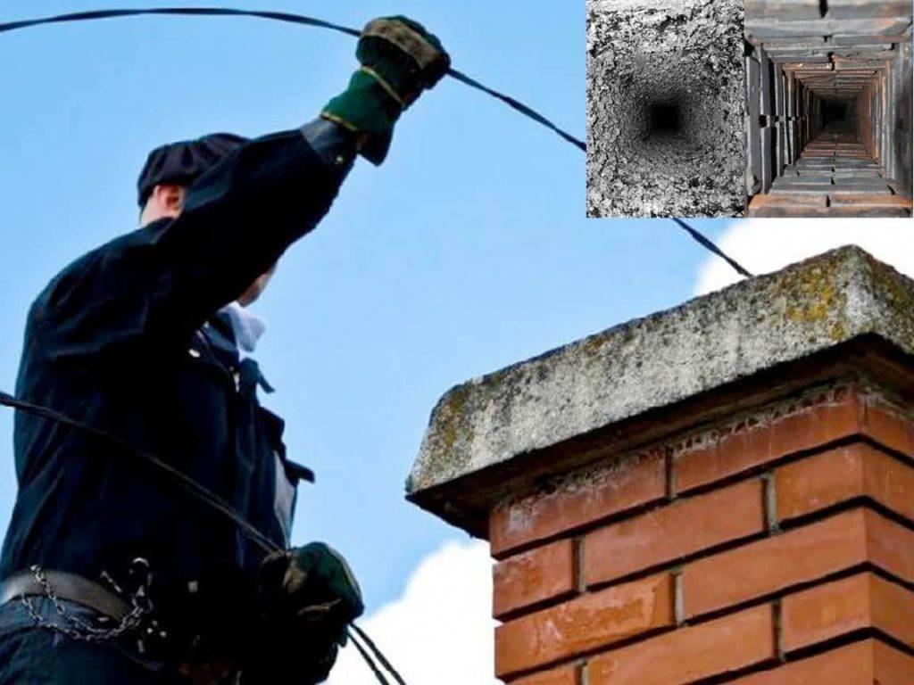 Средство для очистки дымохода - выбираем и используем