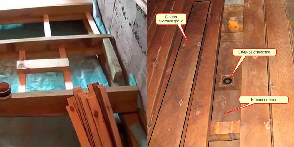Как сделать слив в бане: виды, правила обустройства для деревянного и бетонного пола, пошаговое руководство по выполнению работ своими руками
