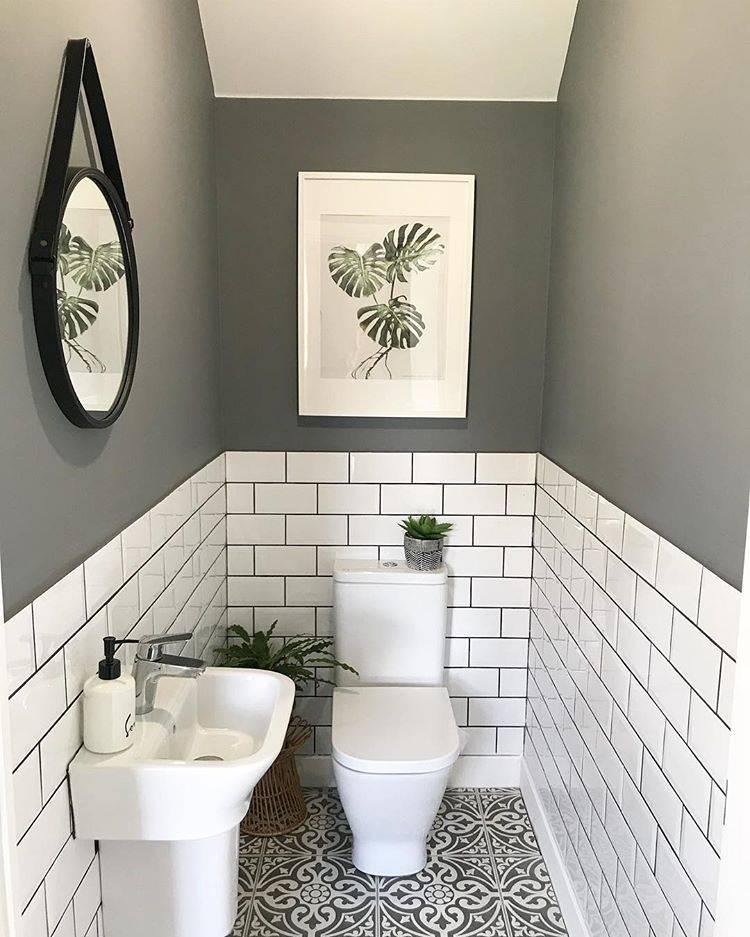 Дизайн туалета маленького размера: фото, архитектурные ньюансы