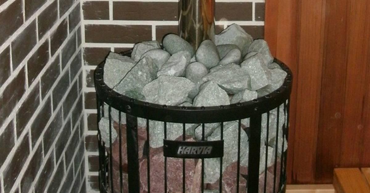 Какие камни лучше для печи в баню – как подобрать и уложить камень в каменку