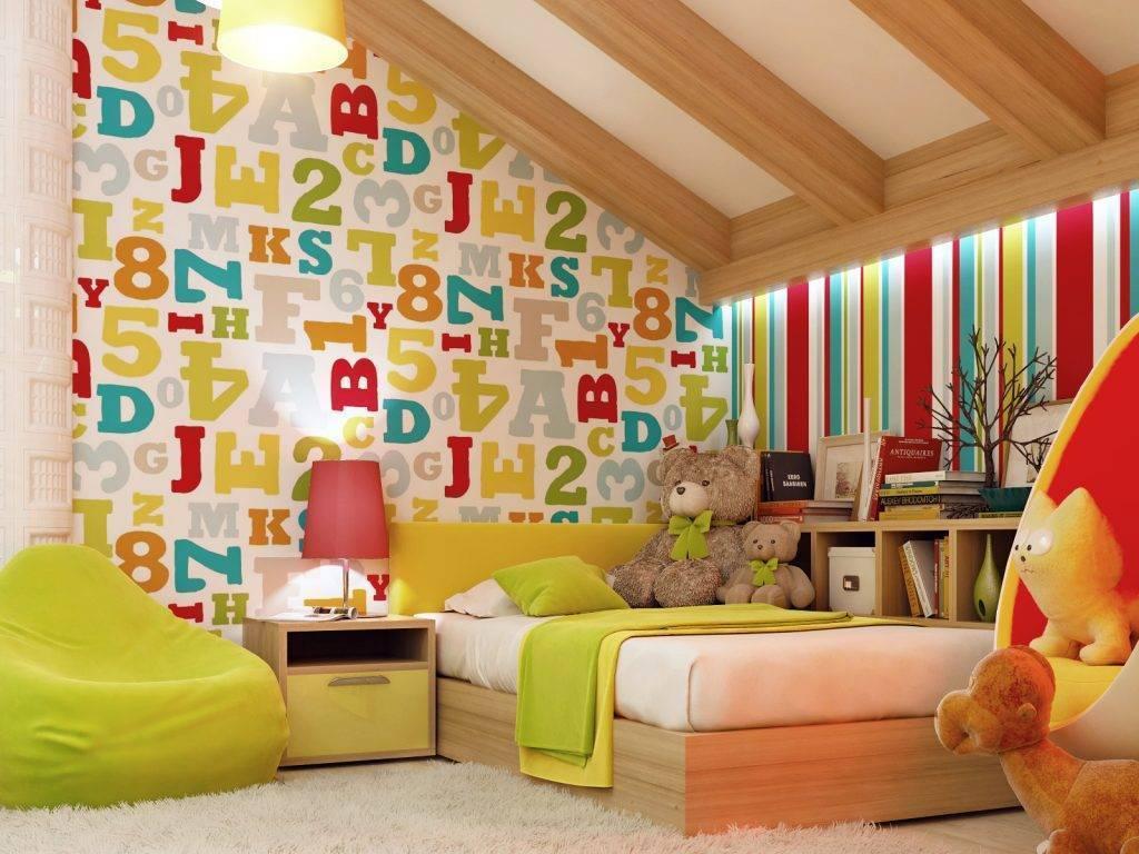 100+ идей   лучшее оформление детской комнаты (фото) !!!