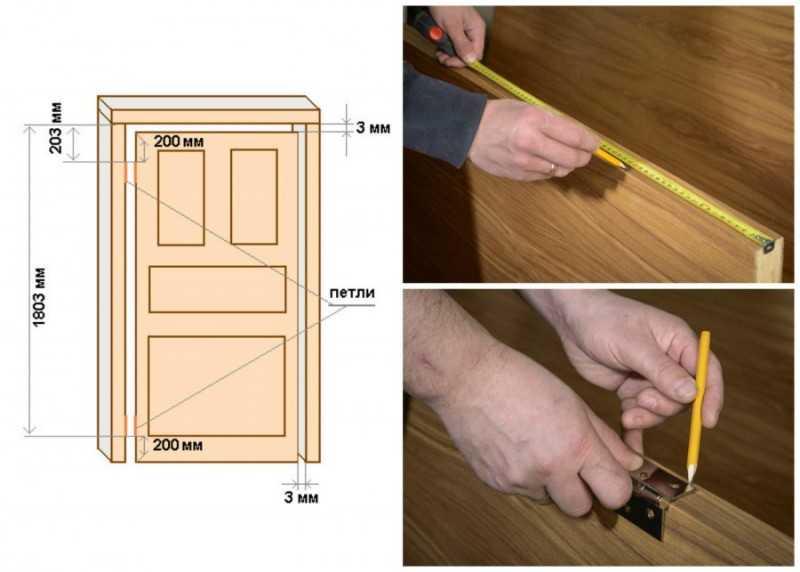 Установка межкомнатных дверей своими руками - 115 фото примеров!