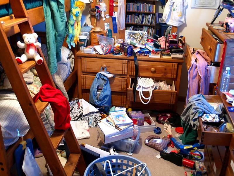 К чему снится бардак и беспорядок в квартире, в своем или чужом доме