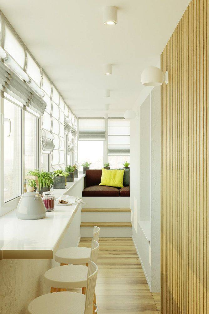 21 очаровательный балкон, оформленный в скандинавском стиле
