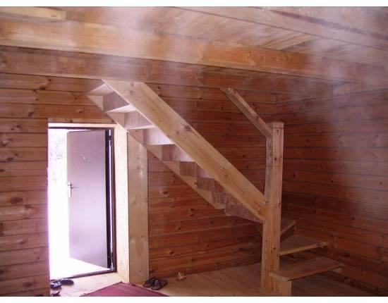 Наружные лестницы к частному дому своими руками: фото, устройство конструкции, особенности строительства