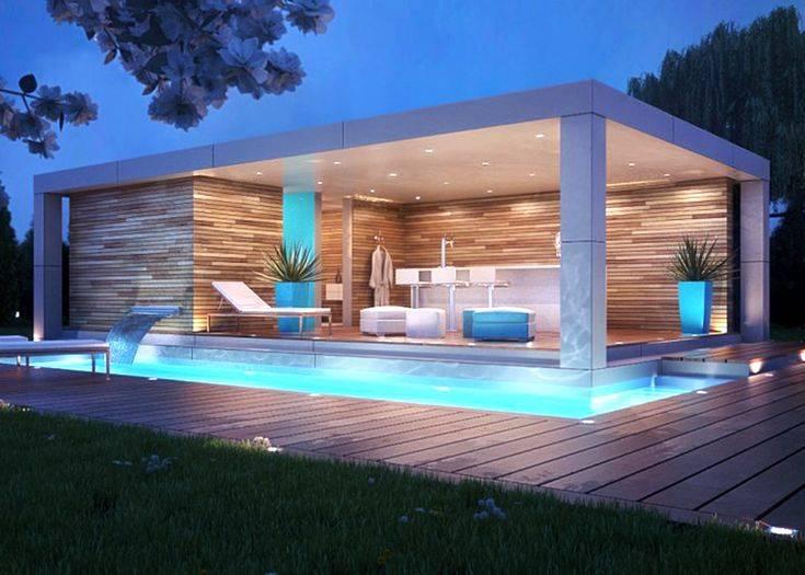 Дома в стиле модерн: особенности, проекты, технология отделки