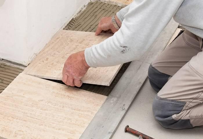 Керамогранит на деревянный пол: как укладывать своими руками, инструкция