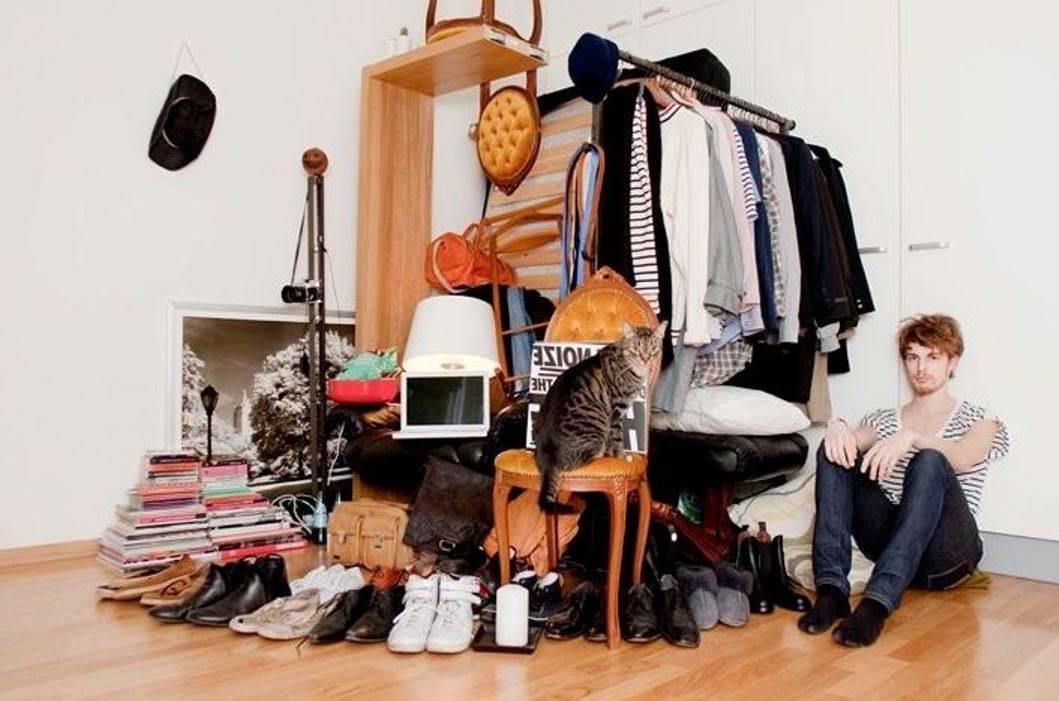 10 веских причин, заставляющих избавиться от старых вещей