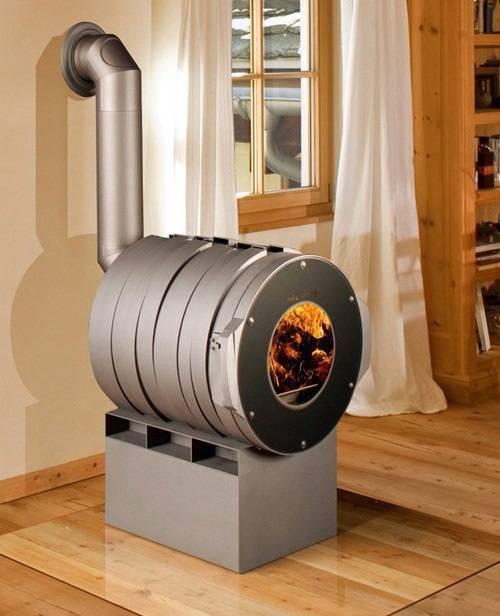 Печь булерьян с водяным контуром: устройство, преимущества, принцип работы, как сделать своими руками