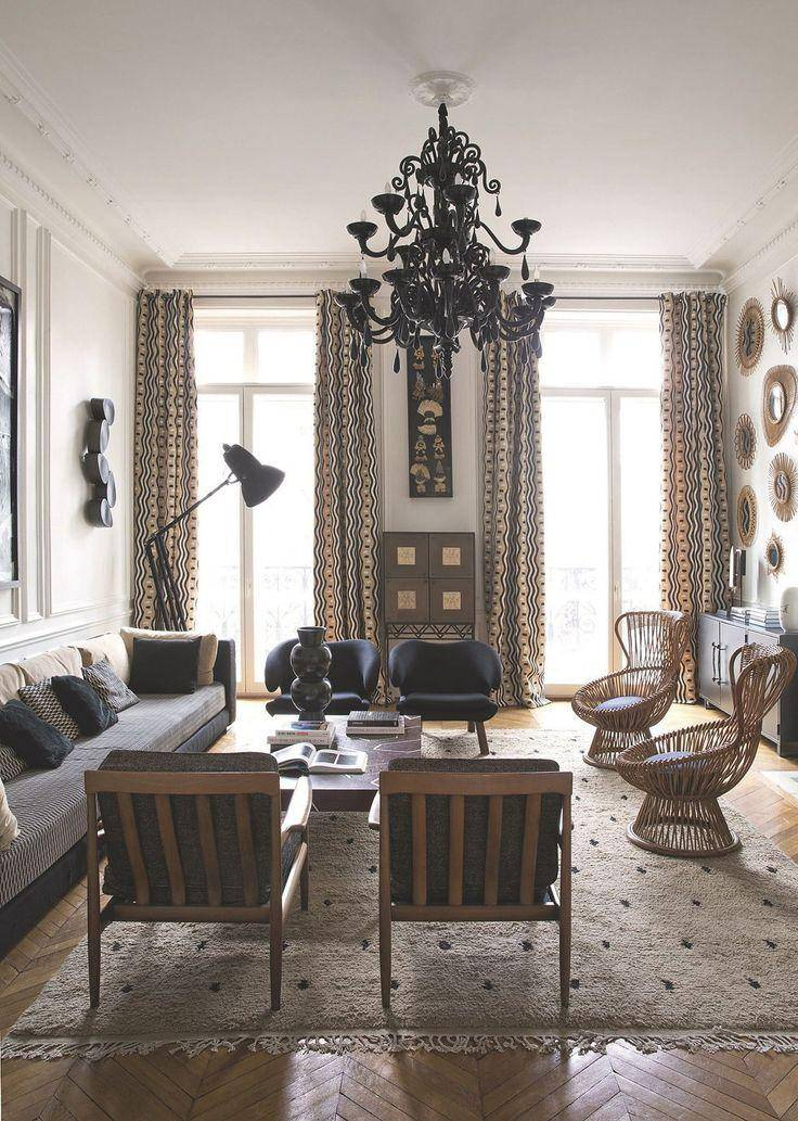Париж у вас дома: 5 идей для стилизации интерьера