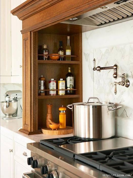 Полезные мелочи для кухни: вещи своими руками и удобные гаджеты