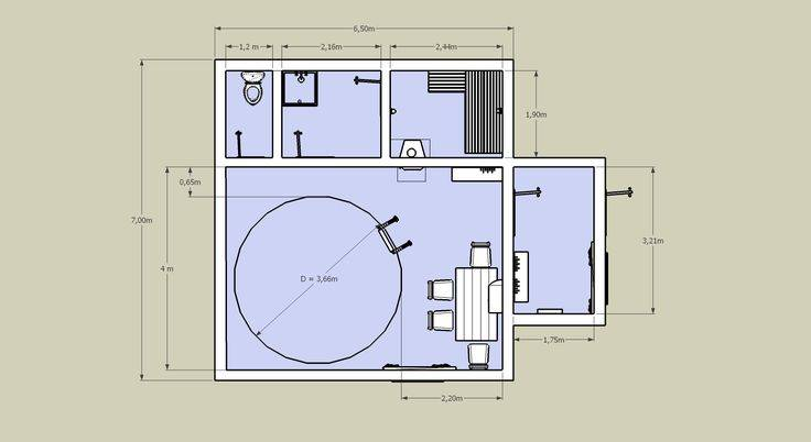 Проект сауны: самостоятельно определяем размеры и планировку