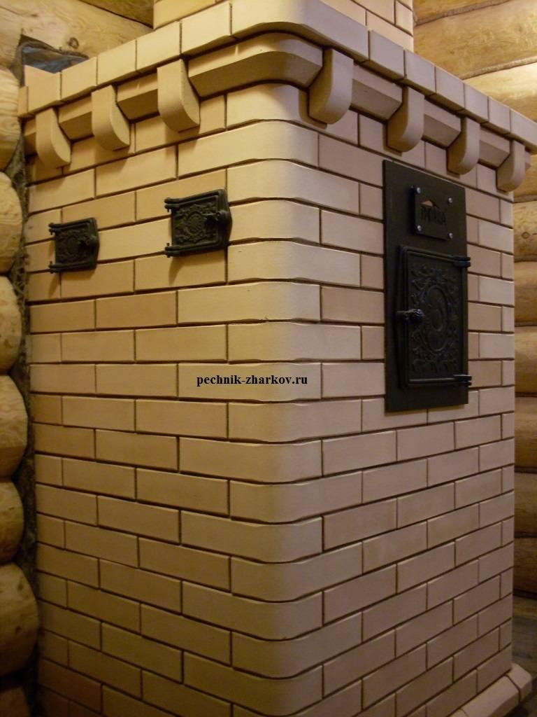 Варвара: бюджетная печь для бани