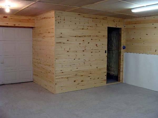 Баня в гараже своими руками: тепловая изоляция и обустройство отопления