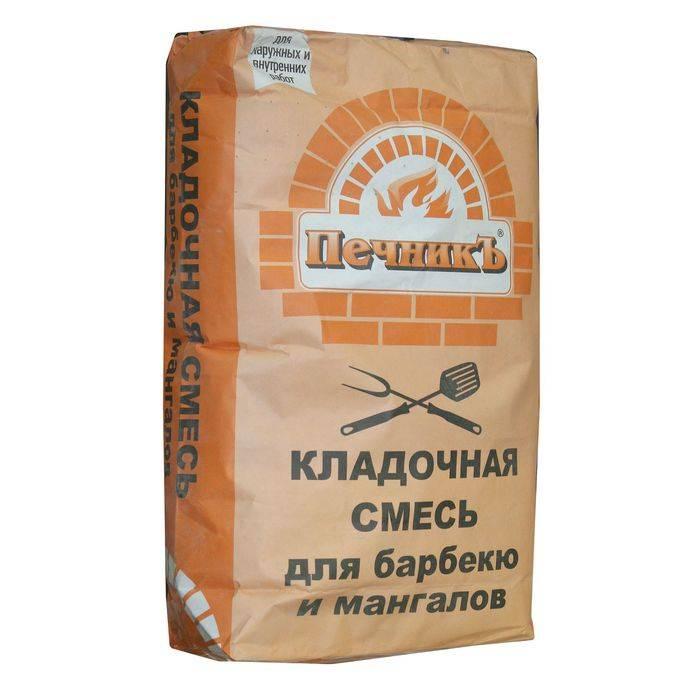 Обмазка для печей и каминов «емеля» — качественный многофункциональный продукт для облицовки