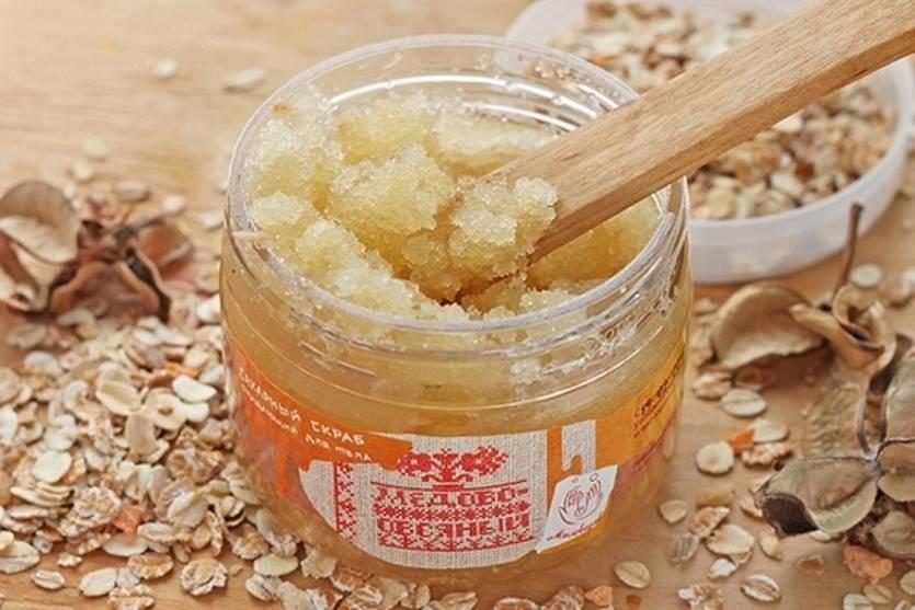 4 способа применения в бане меда с солью для красоты и здоровья