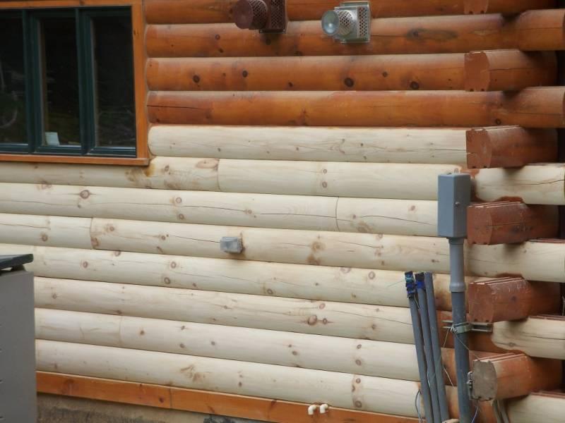 Краска для бани снаружи: чем лучше покрасить строение из бревна