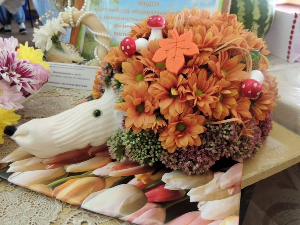 Поделки на тему осень своими руками: 70 фото