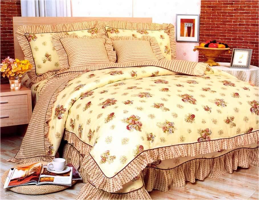 Какая ткань лучше для постельного белья - бязь, поплин или сатин