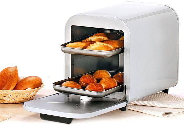 Лучшая настольная электродуховка для кухни: рейтинг по отзывам покупателей