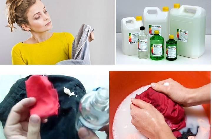 Чем очистить монтажную пену с одежды? 29 фото как убрать и способы удалить пятна, чем отмыть и как оттереть в домашних условиях