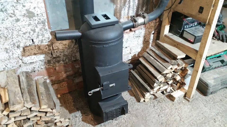 Изоляция печи в бане от стен: способы, снип, инструкции с фото