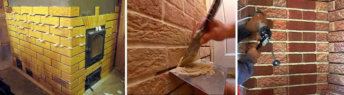 Обмазка для печей и каминов емеля состав