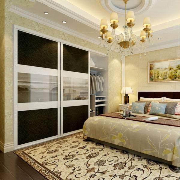 Шкаф-купе для спальни - 100 фото лучших новинок современного дизайна