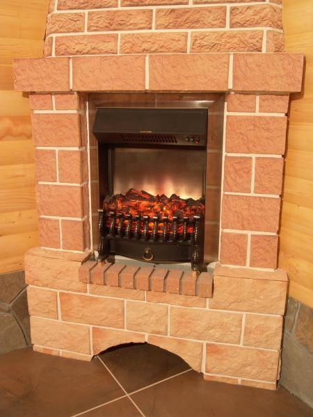 Виды керамической (облицовоной, огнеупорной) плитки для печей и каминов