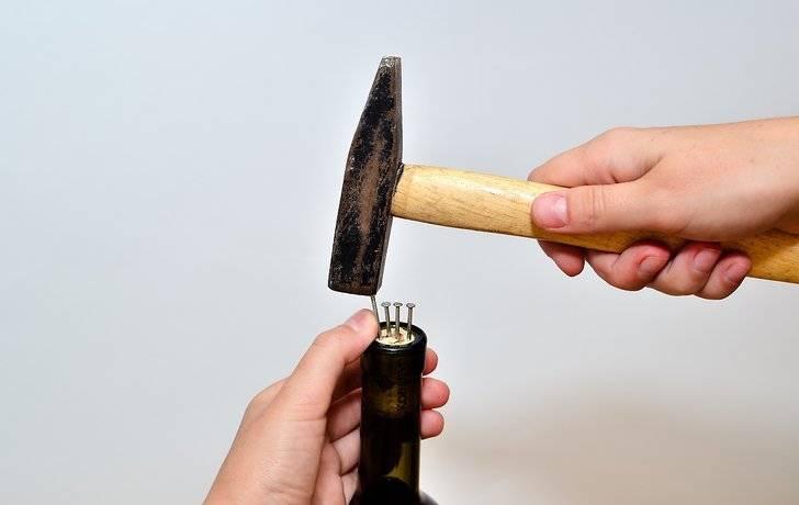 10 видов молотков для забивания гвоздей и один антигвоздезабиватель