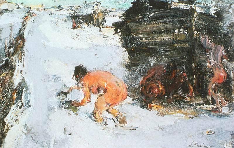441 пейзажей-картин известных художников (летних, зимних), красивая живопись природы, жанр рисунков