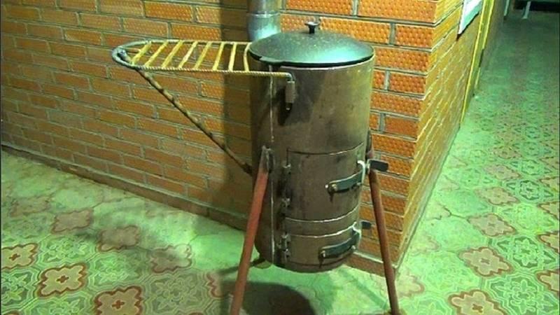 Если есть казан, то для него обязательно нужна печь! как сделать печку своими руками?