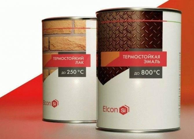 Топ-5 термостойких красок по металлу: применение