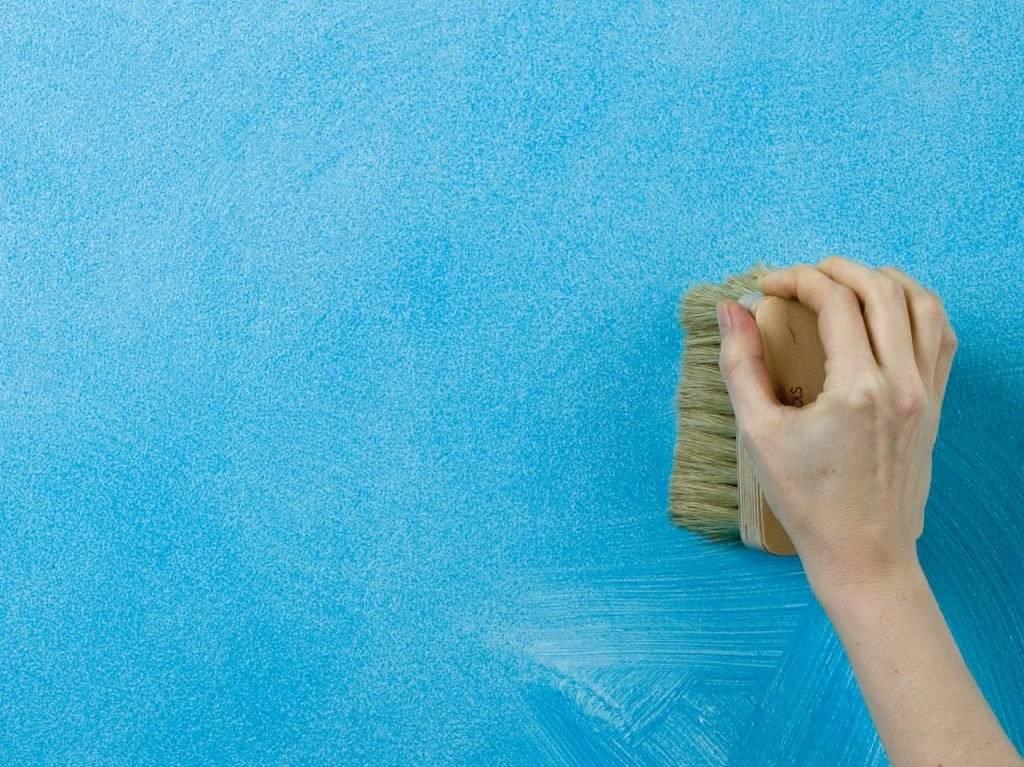 Битва за чистоту — можно ли мыть стены, покрашенные  водоэмульсионной краской