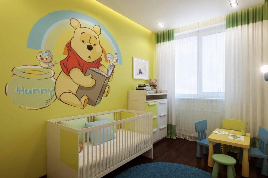 Зонирование детской комнаты как основа дизайна интерьера для школьников
