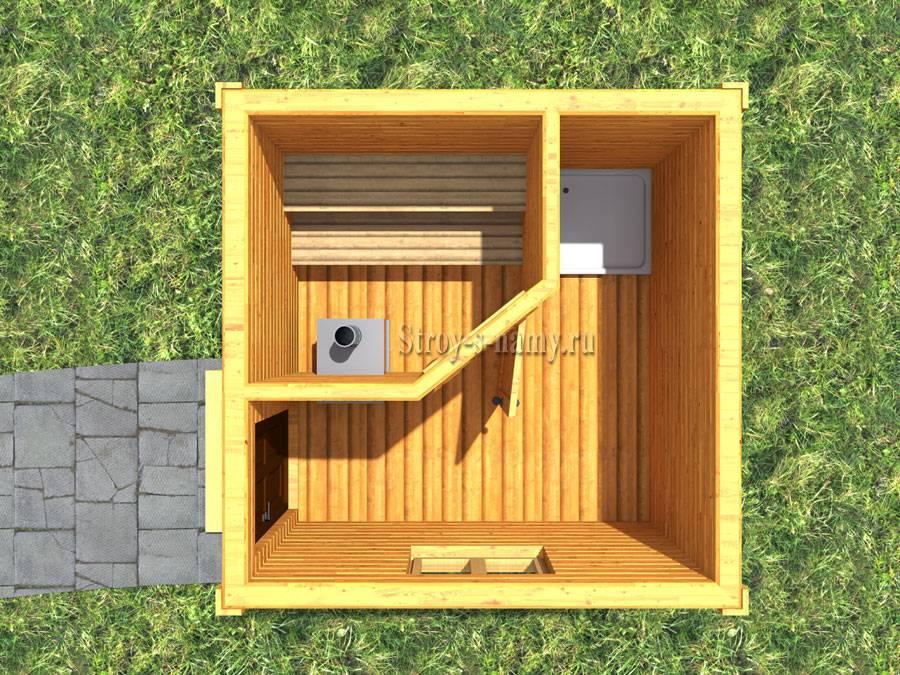 Сауна для дачи: маленькая сауна в дачном доме своими руками, мини бани, фото и видео