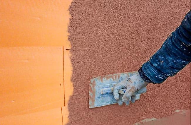 Можно ли штукатурить пеноплекс: чем лучше, как наносить на фасад и внутри дома