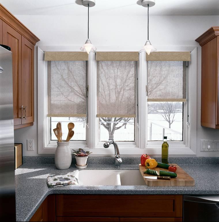 Окно без штор в интерьере: стильный аскетизм