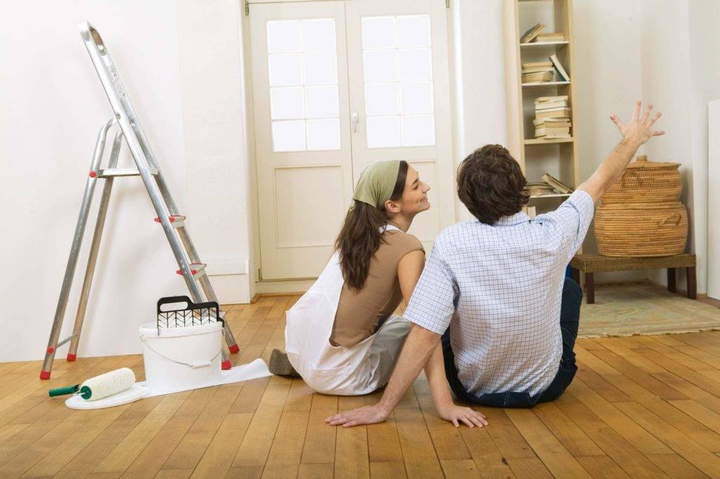 Как заставить мужа начать ремонт: 5 лучших способов