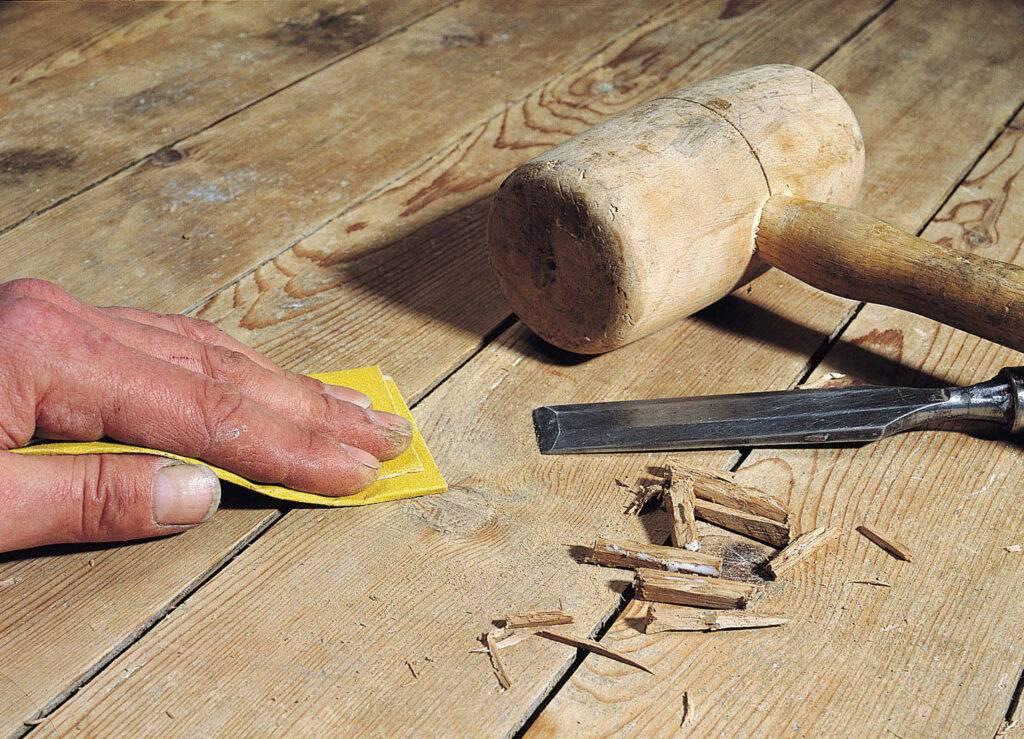 Как убрать скрип деревянного пола: избавляемся самостоятельно