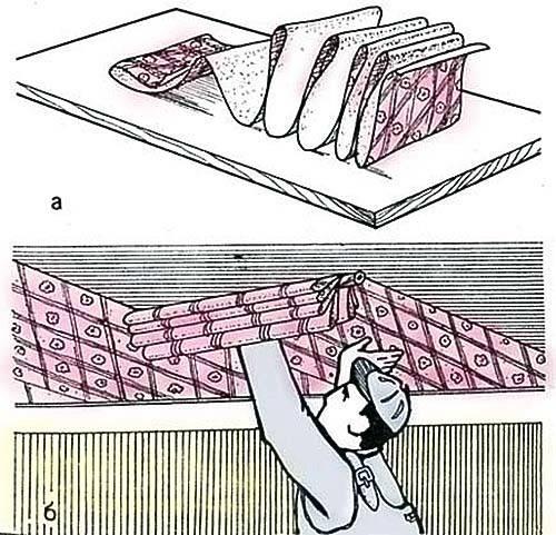 Чем покрыть бумажные обои, чтобы они не пачкались