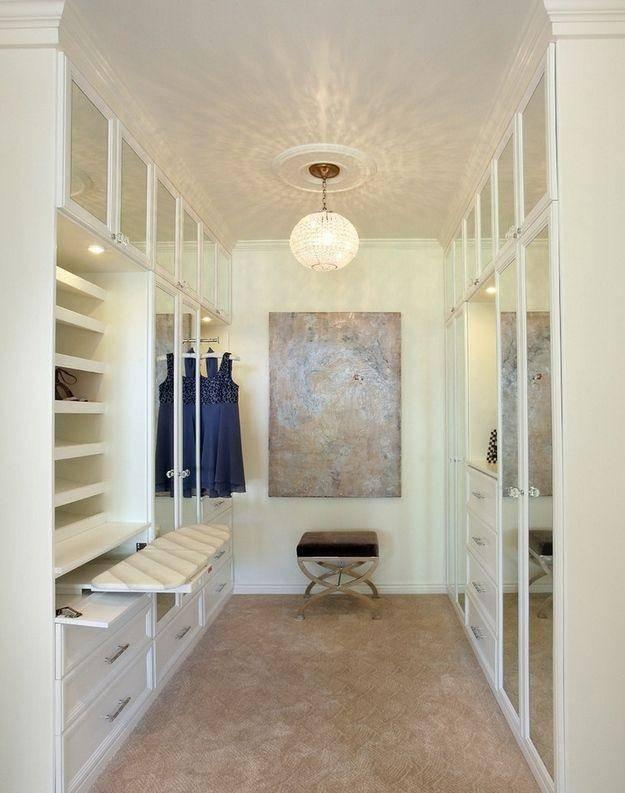Гладильная доска, встроенная в шкаф: 60+ лучших идей для удобства и экономии места в доме