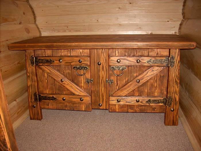 Изготовление деревянной мебели: советы и этапы