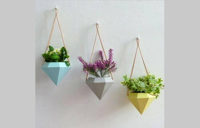 Цветочные горшки (66 фото): высокие прямоугольные и квадратные горшки для цветов, белые плоские и длинные стеклянные горшки для комнатных растений
