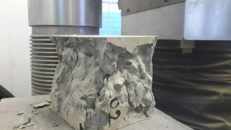 Способы проверки марки бетона