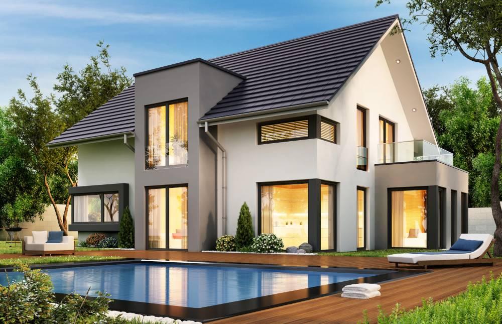 Одноэтажный или двухэтажный дом в спб и москве