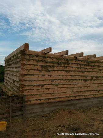 Самостоятельная постройка бани из бруса: этапы и нюансы