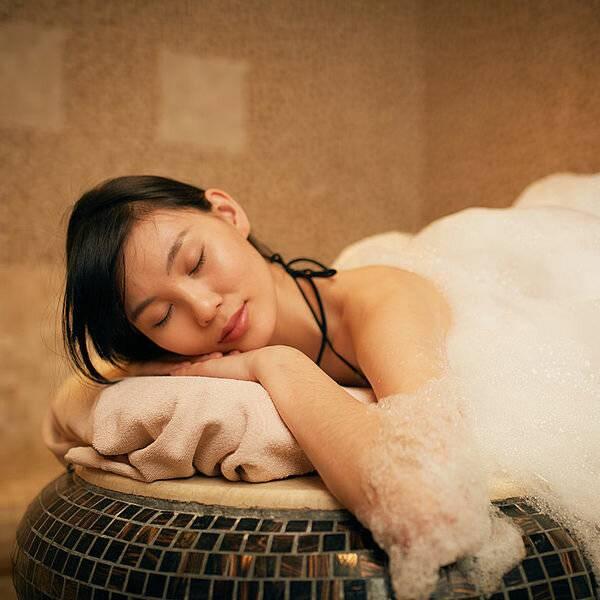 Как приготовить пену для пенного массажа?   информационный сайт о турецкой бане - хаммаме!