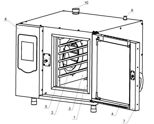 Устройство и принцип работы туннельной печи