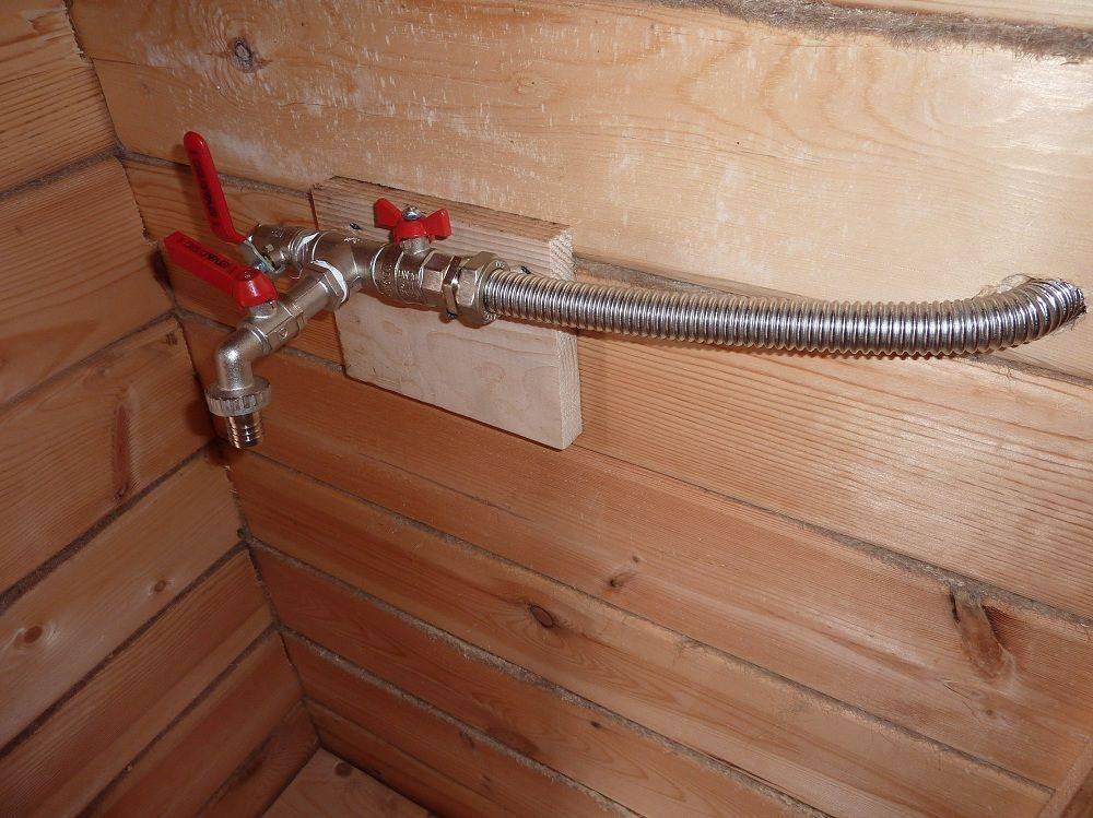 Водоснабжение из колодца дома, бани, схема, как сделать